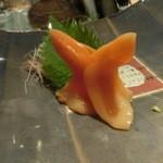 第三春美鮨 - 青柳 大 桁曳き網量 北海道昆布森       甘味があってうまい
