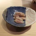 第三春美鮨 - 蝦蛄好きの私に!蝦蛄のつめ