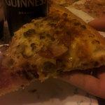 ピザハット - ふっくらパンピザは外と底がカリッ☆彡中はふっくら☆彡