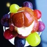 フルーツショップ キヨカ - 秋のパフェ