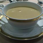 帝国ホテル - コーンスープ