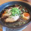 らーめん大地 - 料理写真:青森大地ブラック 700円