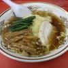 中華料理 豊龍 - 料理写真:ラーメン550円(斜め上から)