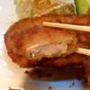 キッチンなか田 - 料理写真:めっちゃやわらかなチキンカツ
