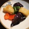 柿安ダイニング - 料理写真:長茄子と山芋のマリネ