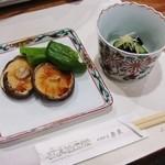 丹波の宿 恵泉 - バター焼き、美味しんだけどすき焼きには適いませぬ