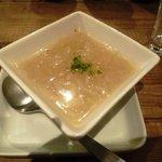 ヘルシー・カフェ・レストラン のら - 玉ねぎのスープ
