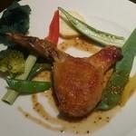 ラファミーユスユクル - 越の鶏のコンフィ