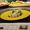 別邸 音信 - 料理写真:さんまを煮たものが・・前菜