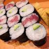 江戸前寿司 桜荘 - 料理写真:友人の巻物セット