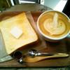 フェブラリーカフェ - 料理写真:朝パンセット¥500