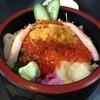龍宮亭 - 料理写真:ウニ・イクラ丼(3,200円)