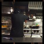 麺や ポツリ - 店内