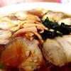 あづまや - 料理写真:チャーシュー麺
