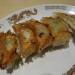 32498725 - 大根おろしで食べる餃子