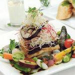 WILD RICE - 料理写真:お魚ランチ