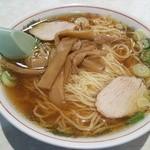徐州楼 - 2014.11再訪 ラーメン(600円)