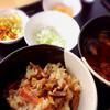 あがつま亭 - 料理写真:炊き込み御飯定食