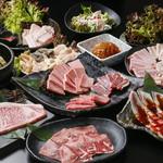 焼肉の龍園 - 厳選黒毛和牛食べ放題