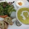 創作レストランtre - 料理写真:食べるスープランチ