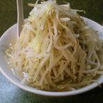 ラーメン二郎 - 小ラーメン(野菜まし)