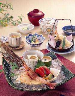 木曽路 - 刺身定食