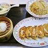 餃子の王将 - 料理写真:焼き飯ランチ 680円 (2013/12) (^^