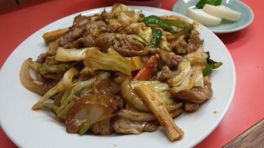 中華料理 光
