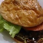ウッディーベル - 照り焼きハンバーガー