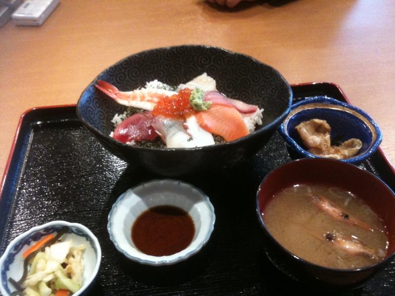 日本海 番屋食堂