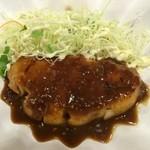 ステーキガスト - 三元豚のスタミナ厚切りトンテキ