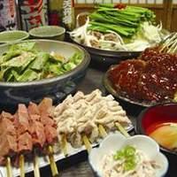 【 三大名物コース 】当店自慢の名物料理満載!ご宴会にもお食事にも◎