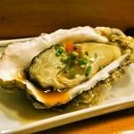 鮨大前 - 生牡蠣