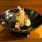 鮨大前 - カツオのタタキ