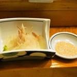 鮨大前 - カワハギ
