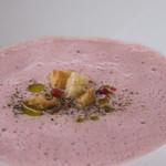 リベルタス - 2)紫芋のポタージュ