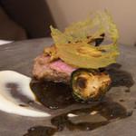 リベルタス - 5-1)和牛ローストと焼き野菜(+800円)