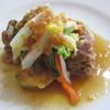 海猫軒 - 料理写真:ミートローフです。