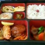 トヤ - 洋風弁当ランチ