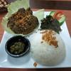 ジャカルタフード インドネシア - 料理写真:ナシルンダン