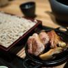 たばちょ - 料理写真:合鴨せいろ蕎麦
