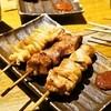 有楽町ねのひ - 料理写真:シロ、タン、ネギマ(各1串170円)