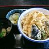 水産センター - 料理写真:鯰天丼 1000円 (2013/12) (^^b