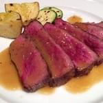 ガラタ - 牛バラ肉のグリル
