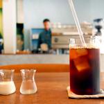 アカツキコーヒー - アイスコーヒー550円