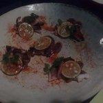 つぼみ - 飯蛸のカルパッチョ