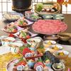 木曽路 - 料理写真:【しゃぶしゃぶ宴会プラン】飲み放題付き(90分)