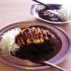 金沢カレー - 料理写真:私が頂いた 豚カツカレー 特盛 950円(税込) と、家内が頂いた 金沢カレー 小 550円(税別)です。