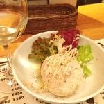 wabisuke - アンチョビのポテトサラダ