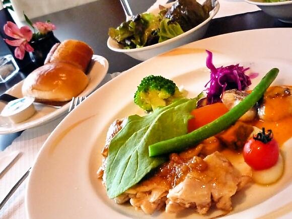 農園レストラン 三蔵
